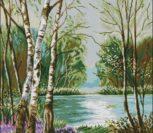 Lac cu Mesteceni