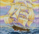 Испанский фрегат