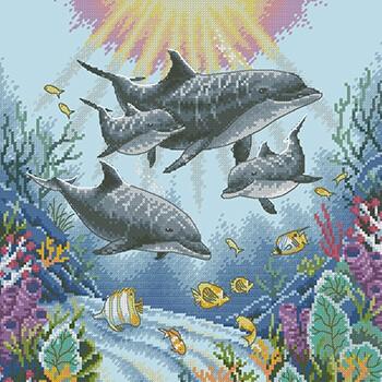 бесплатные схемы вышивки морской тематики