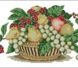 Натюрморт с фруктами и ягодами