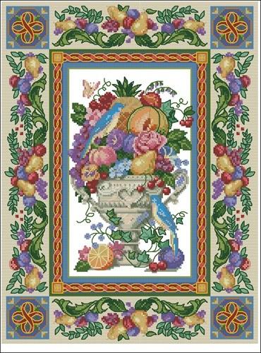 Elegant Tapestry