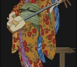 Japanese Culture Bellpull