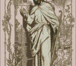 """Икона """"Иисус стучится в твою дверь"""""""