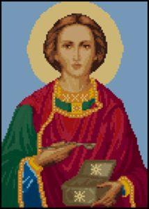 Св. Великомученик Пантелеймон Целитель