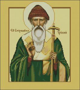 Св.Спиридон Трикийский