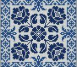 Pillow 30 Blue China