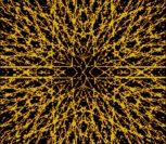 """Подушка """"Gold Web"""""""