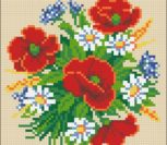 Poppy Assorted Pillow Cover