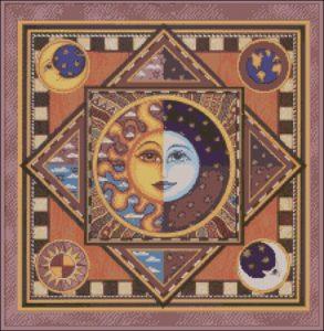 Дэн Моррис. Солнце + Луна.