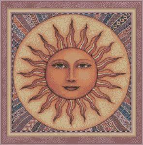Дэн Моррис. Солнце.