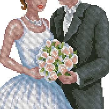 бесплатные схемы вышивки свадебных рушников