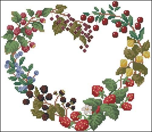 Berries-Berry wreath