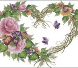 Grapevine Wreath with Floral