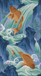 Восточные золотые рыбки