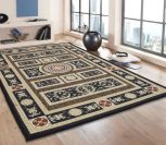 Как выбрать ковёр в разные помещения?
