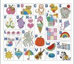 Alphabet Fun - ABC Sampler