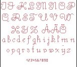 Деликатный английский алфавит