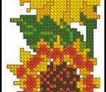 Bookmark - Sunflower