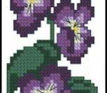 Bookmark - Violet