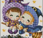 Дети и Хэллоуин