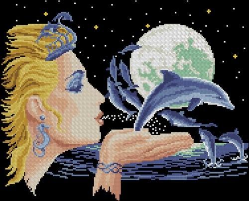 Dolphin princess
