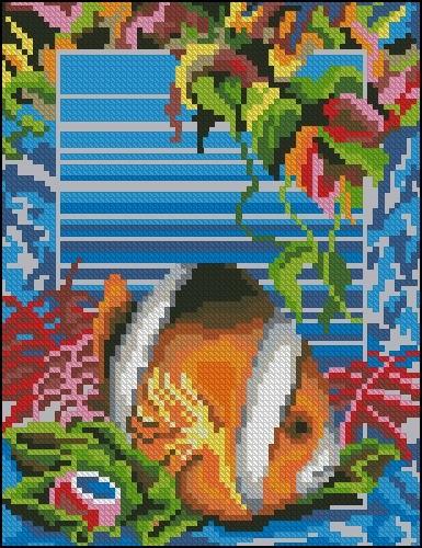Филиппинская рыбка