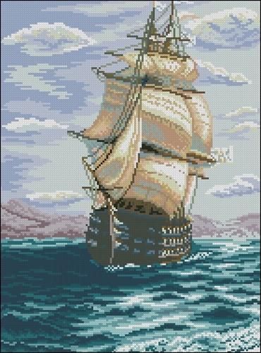 Black Sea Fleet Ship