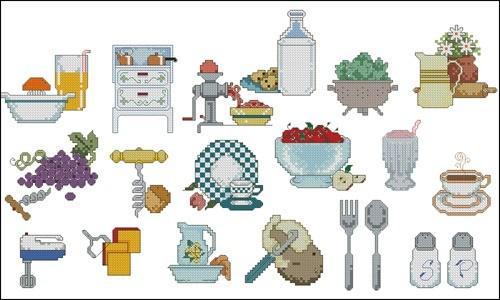 Кухонные мотивы