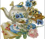 Чай любят многие...