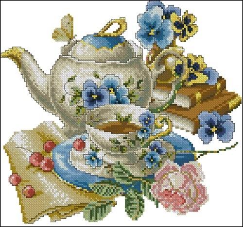 Чай любят многие