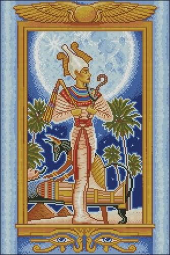 Egipt God Osiris