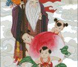 Chinese God of Longevity