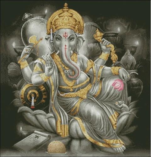 The Hindu God of Wisdom