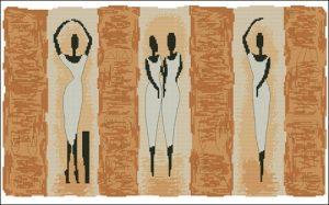 Африканские дамы