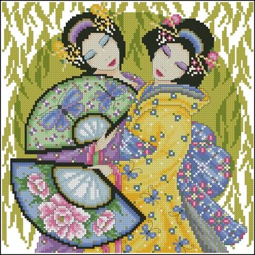 Дневник гейши