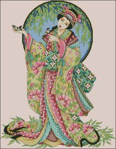 Oriental Grace