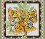 """Подушка """"Тигрята"""""""