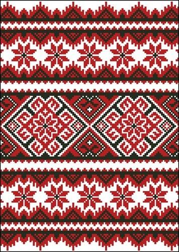 Украинский народный орнамент
