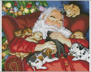 Santa's Nap