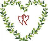 Сердечка в сердечке