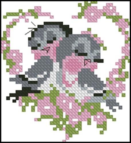 Birds in the heart