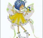 Синяя фея