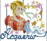 Kids Zodiak Acquario