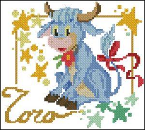 Kids Zodiak Toro