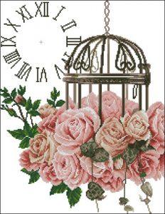 Cage Rose