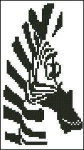 Зебра (графика)