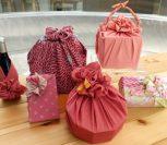 ВИДЕО уроки фурошики для начинающих: японская упаковка из платка