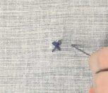 ВИДЕО: Как вышивать крестиком. Бахромчатый шов