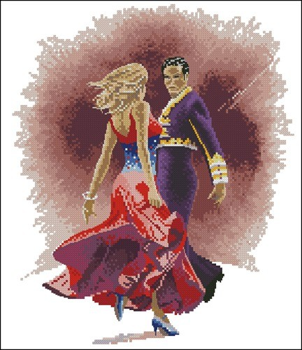 Танец пары