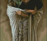Spaniola cu trandafir